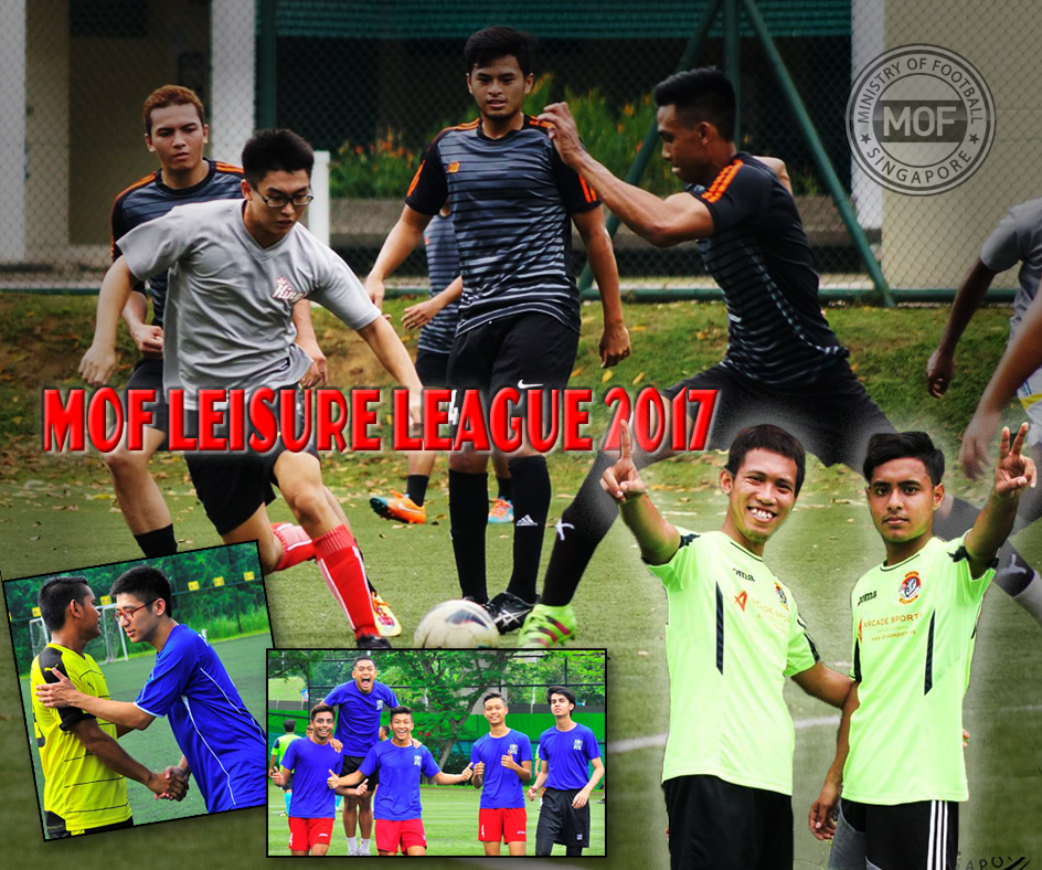 MOF Saturday & Sunday LEISURE LEAGUE is here!