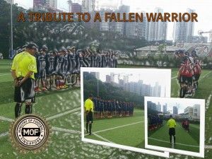 RFC Fallen Warrior