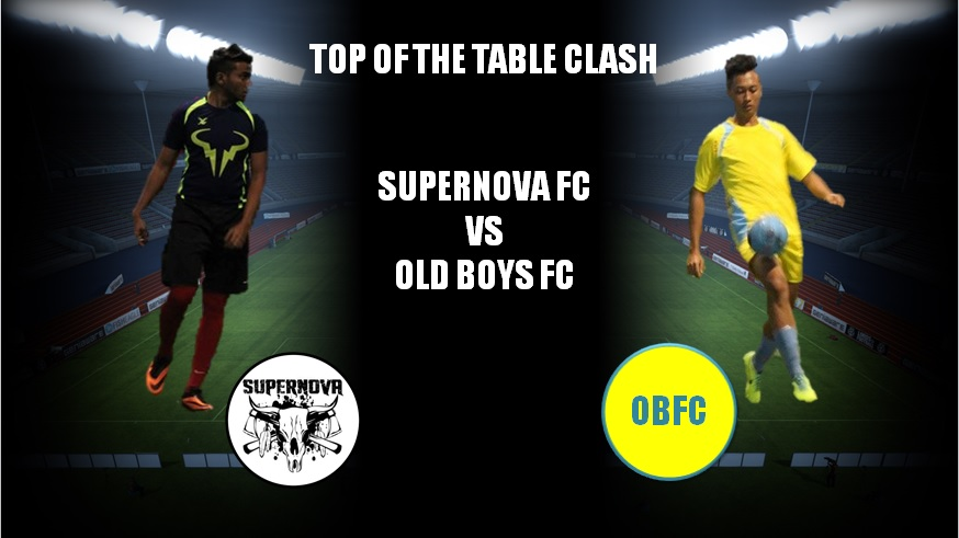 Clash at the top in Premier 5s Central Division.