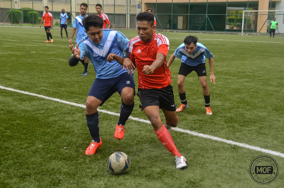 Aquila FC spared blushes in 2-2 draw with LKB FC