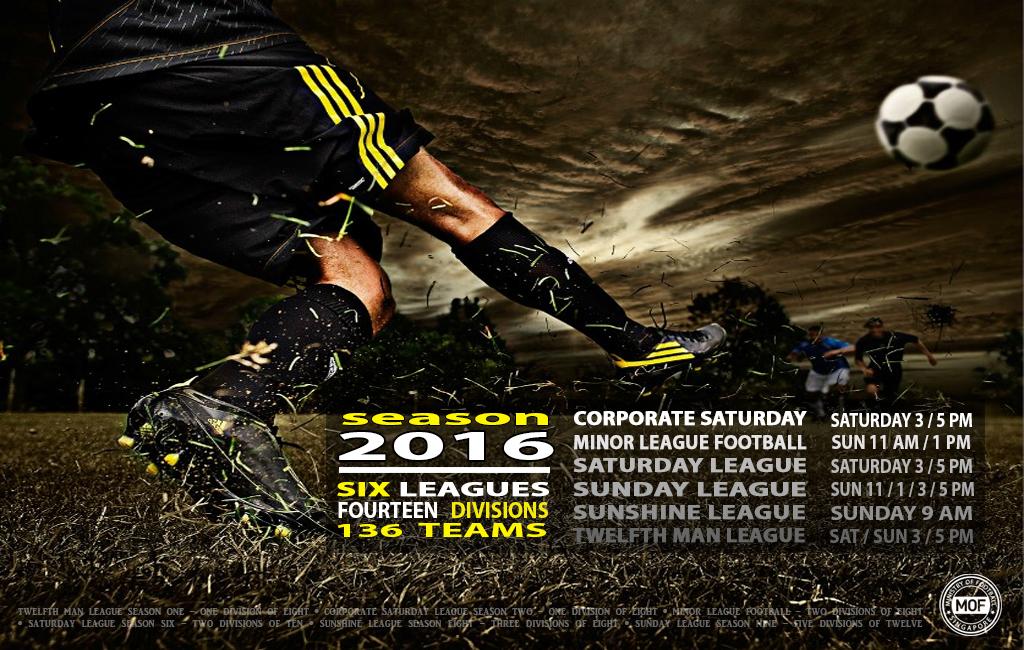 mof 2016 kicking of six leagues