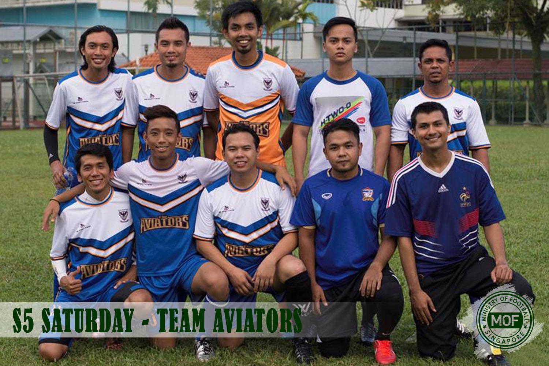 Team Aviators