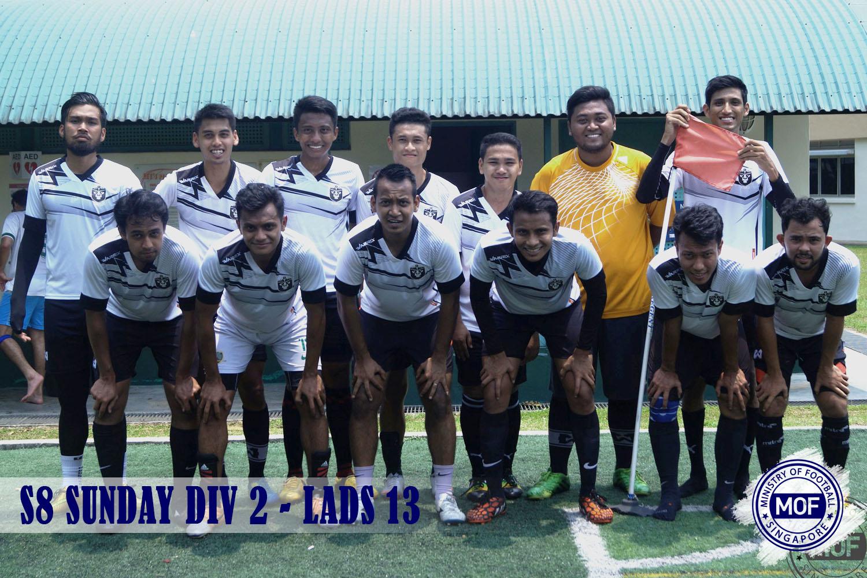 Lads 13
