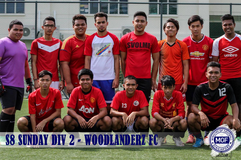 Woodlanderz FC