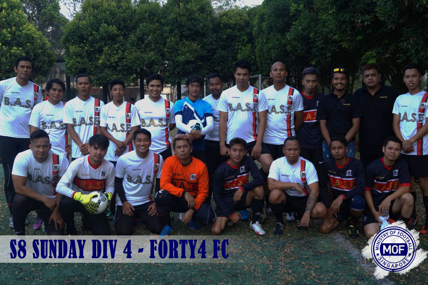 Forty4 FC