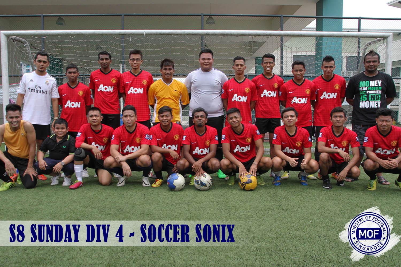 Soccer Sonix