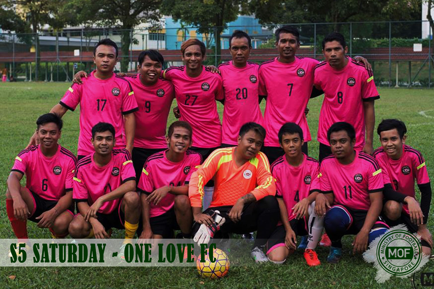 One Love FC