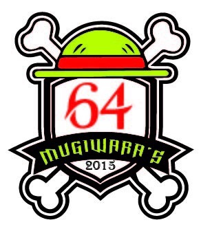 64 Mugiwara's